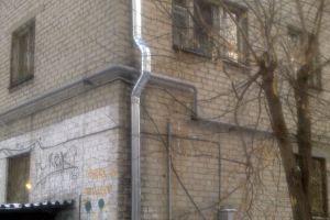 Установка водостоков в Екатеринбурге